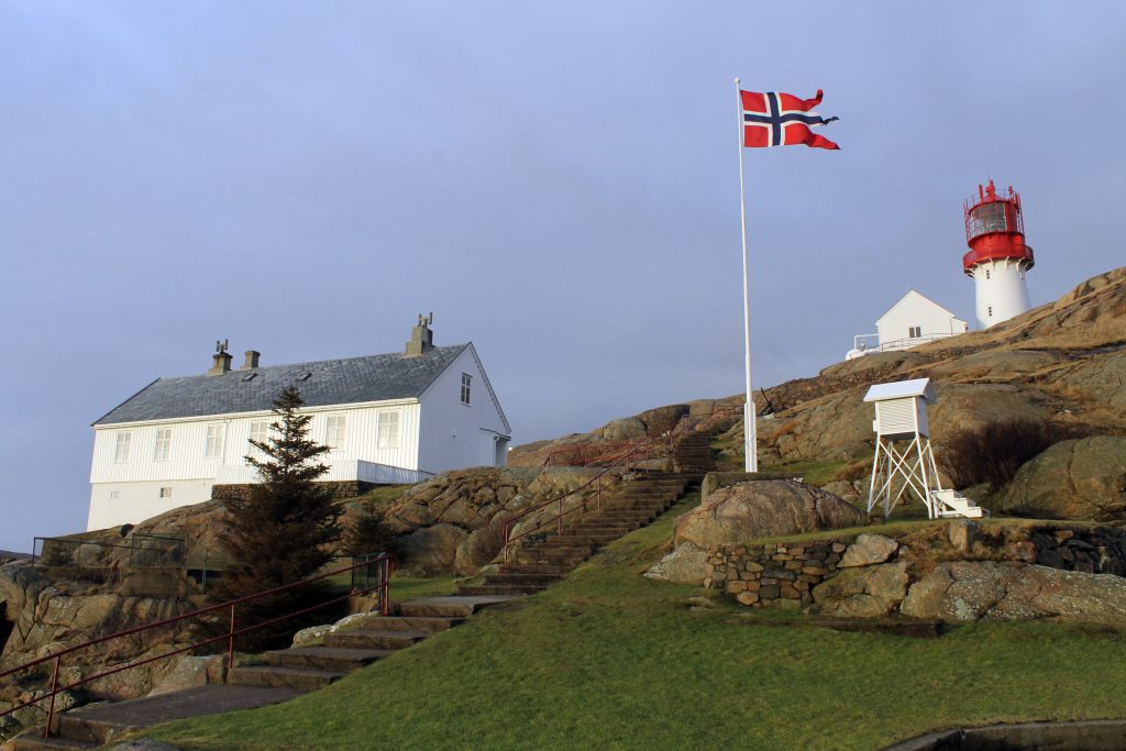 Lindesnes Lighthouse Norway