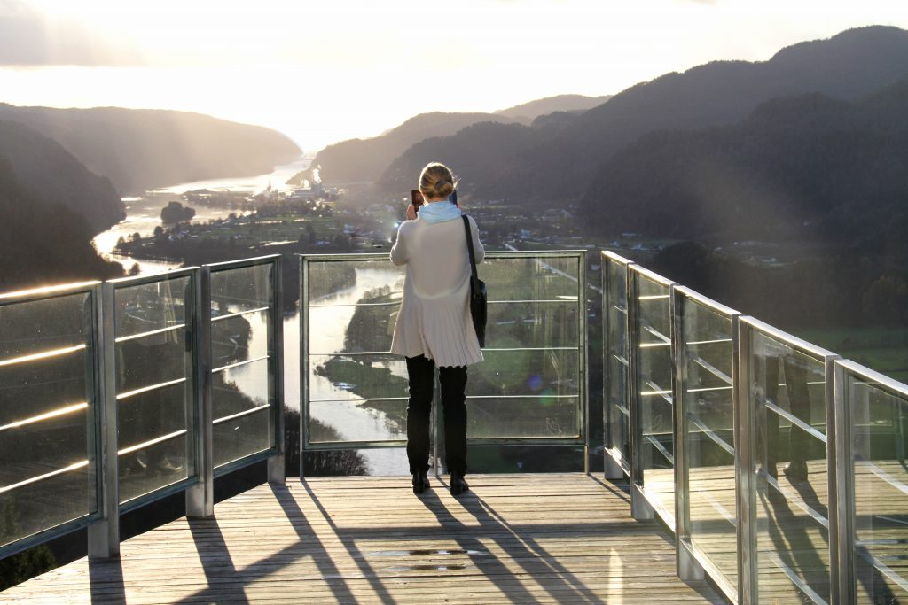Utsikten Hotel Kvinesdal Norway