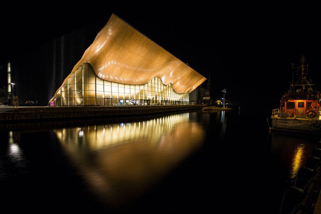 Kilden teater- og konserthus Foto: Adam Read Visit Sørlandet