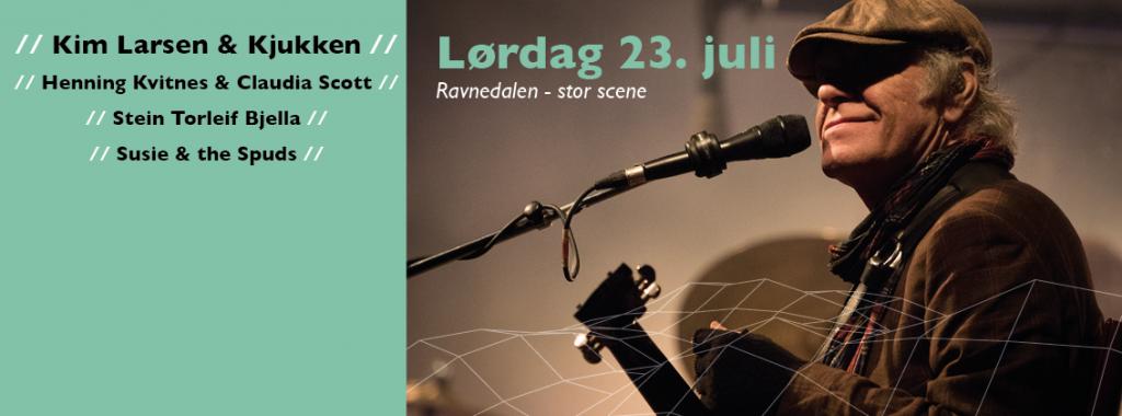 Ravnedalen Live 2016 i Kristiansand