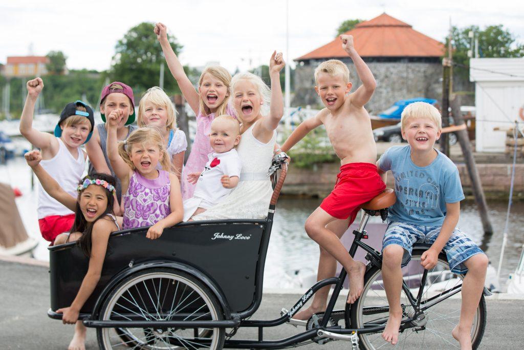 Bystranda i Kristiansand. Foto: Lisbeth Finsådal@Visit Sørlandet