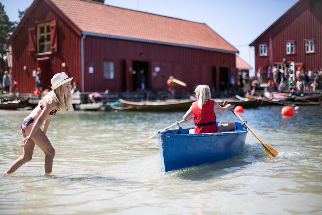 Bragdøya island Kristiansand Norway