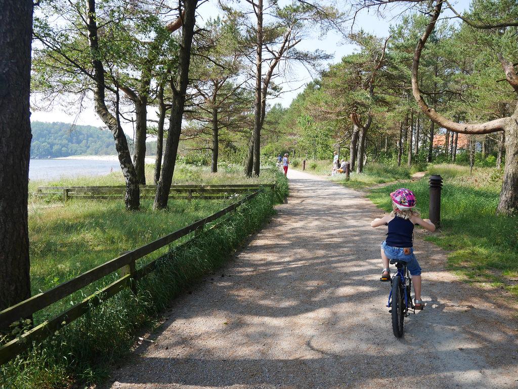 Sykkeltur i Furlunden, Mandal