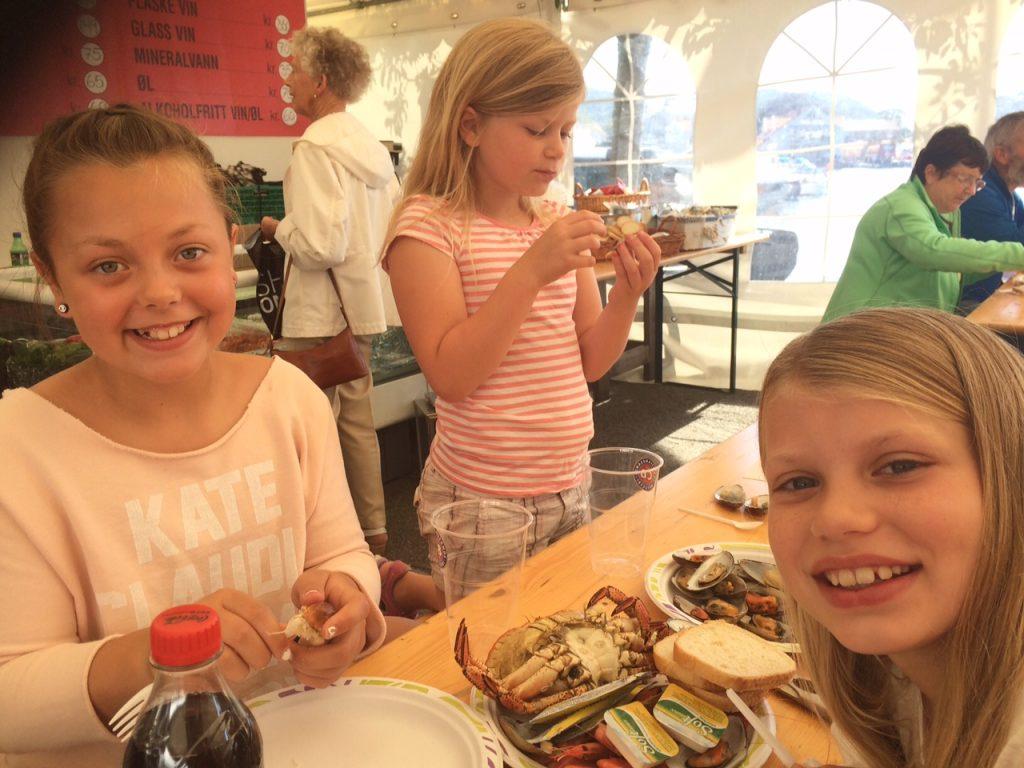 Skalldyrfestivalen-Mandal-lunsj