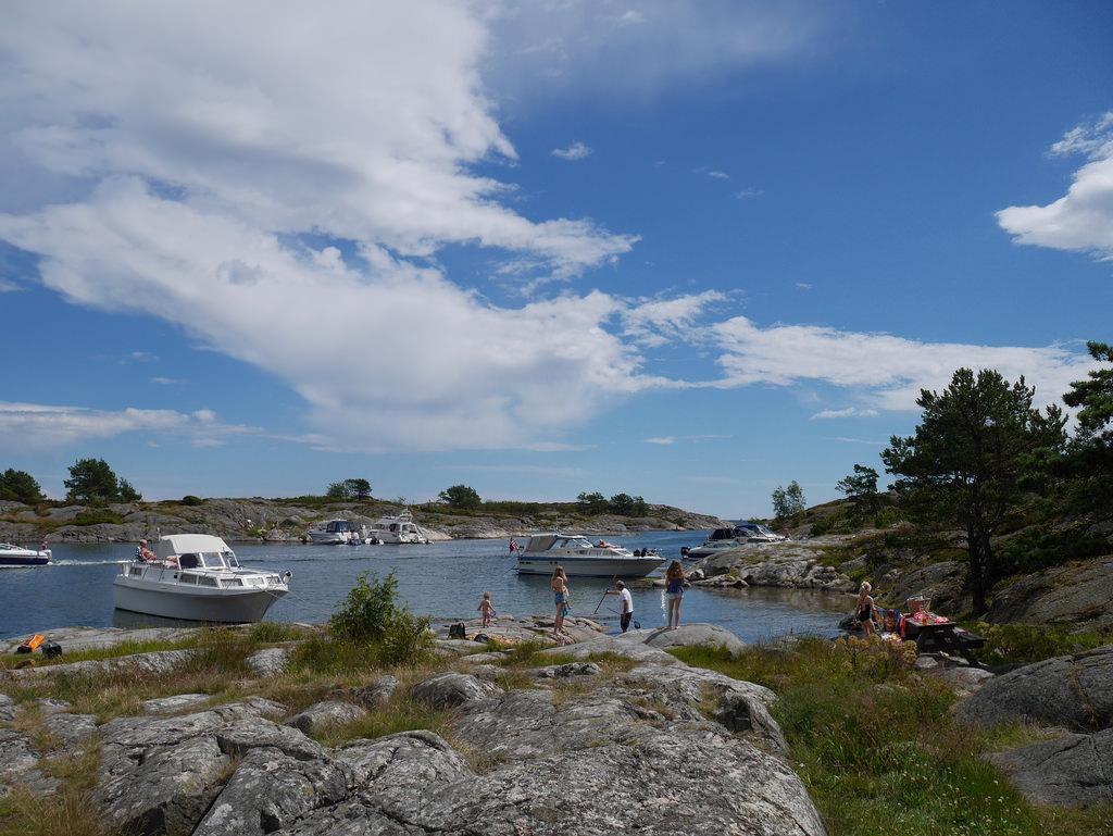 Hampholmen i Grimstadskjærgården - en reise verdt. Vi skal tilbake (tilbage).