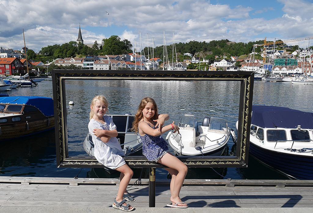 """""""Grimstad-selfie"""" hører med!"""
