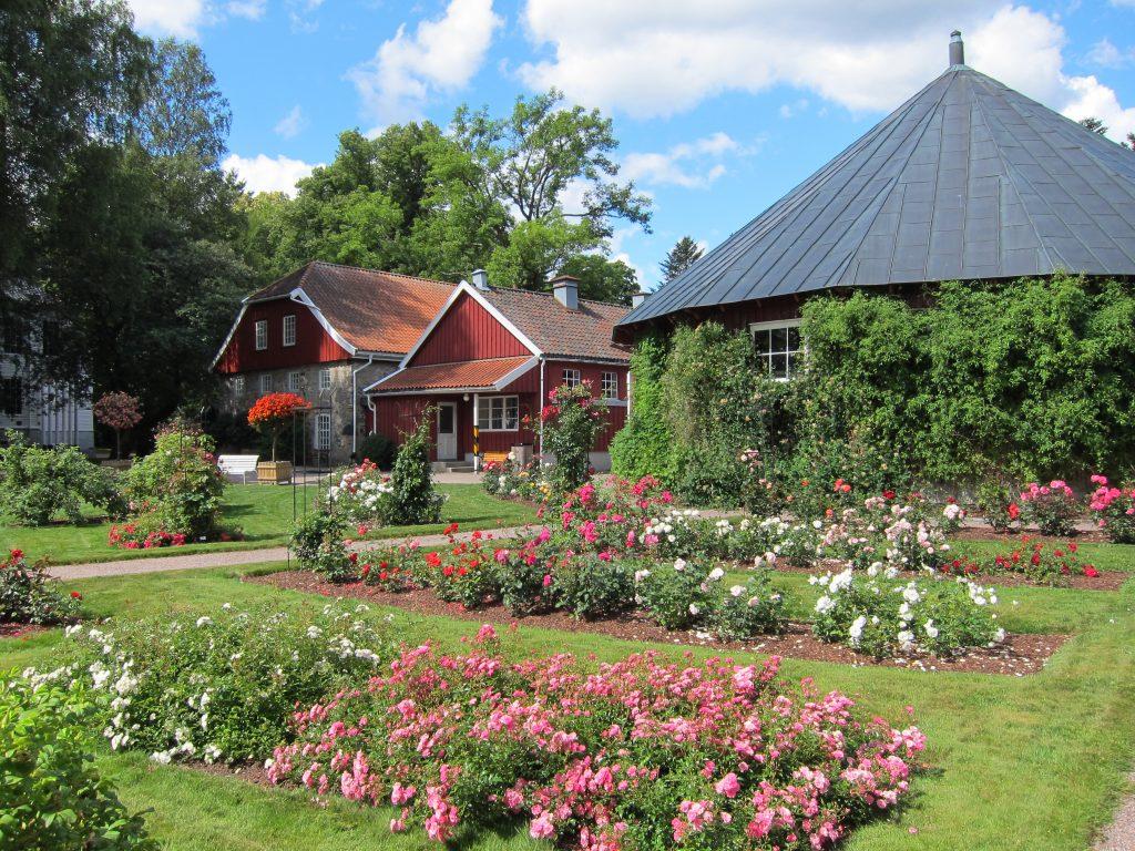 Naturmuseum og botanisk hage, Universitetet i Agder