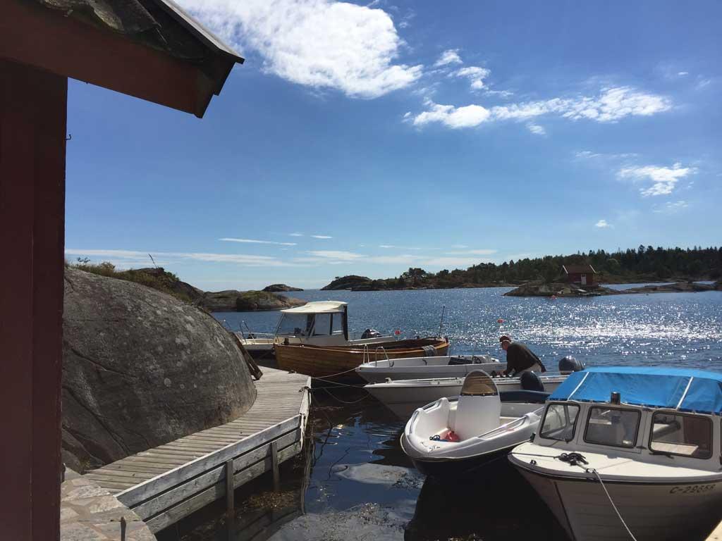 Sandøya Tvedestrand