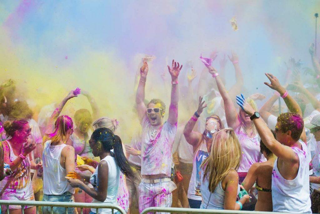 Photo: Grimstad Colour Festival