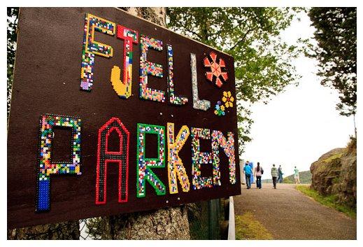 Photo: Fjellparken festival Flekkefjord