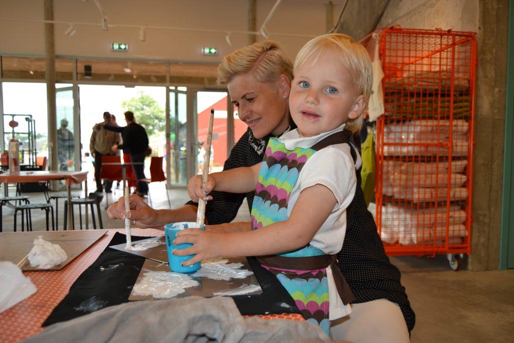 Odderøya museumshavn tilbyr aktiviteter innendørs. Foto: E. Høibo©Visit Sørlandet