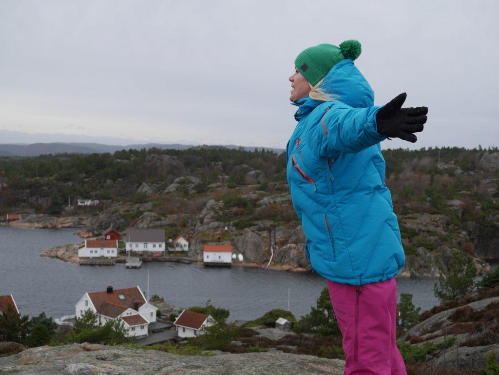 Ta en frisk båttur i Søgne og nyt sørlandshøsten. Foto: Elisabeth Høibo©Visit Sørlandet