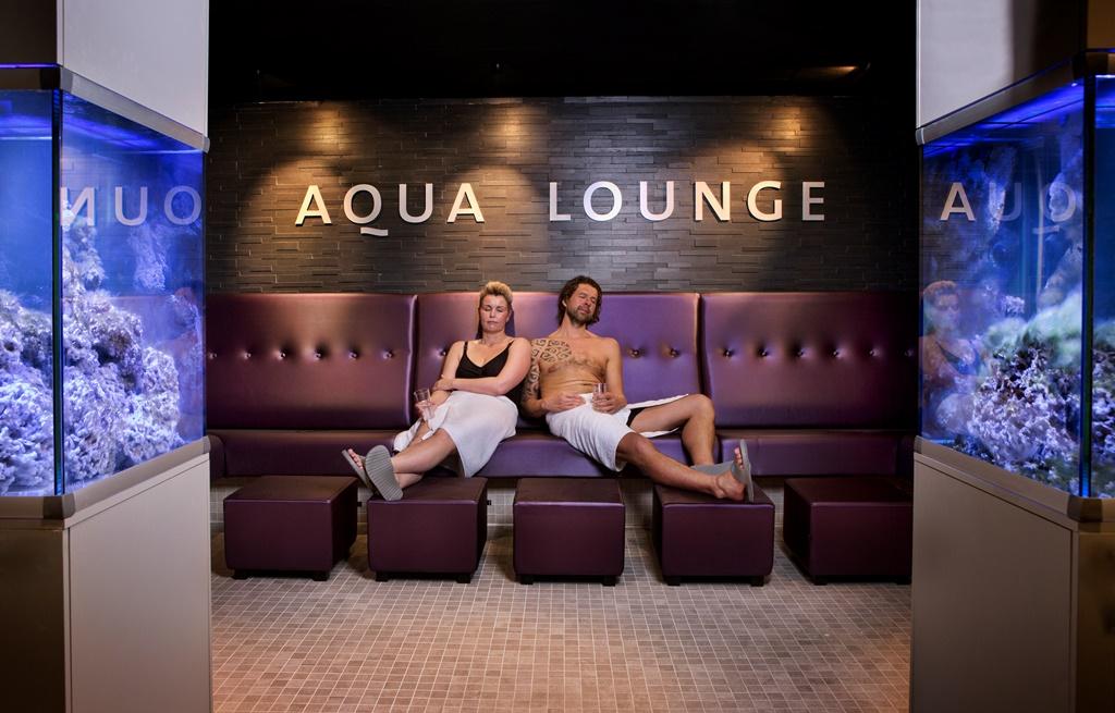 Lad opp til vinteren på Aquarama Spa i Kristiansand, Foto: Henrik Finseth
