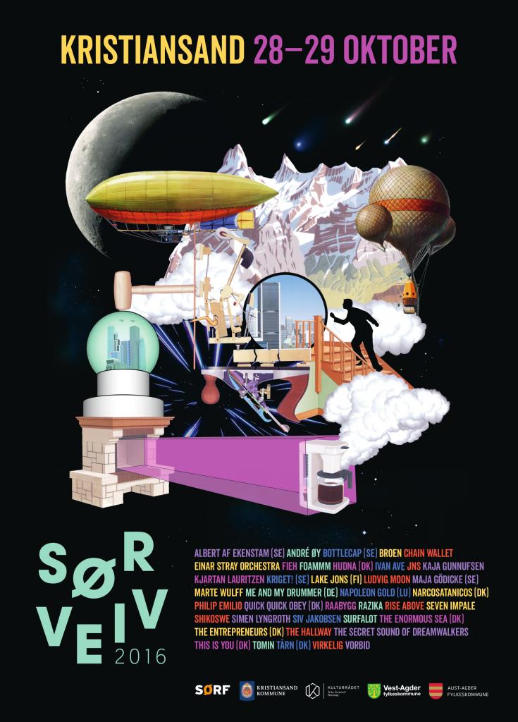 Sorveiv-Kristiansand-plakat-2016- Trond-Nicholas-Perry