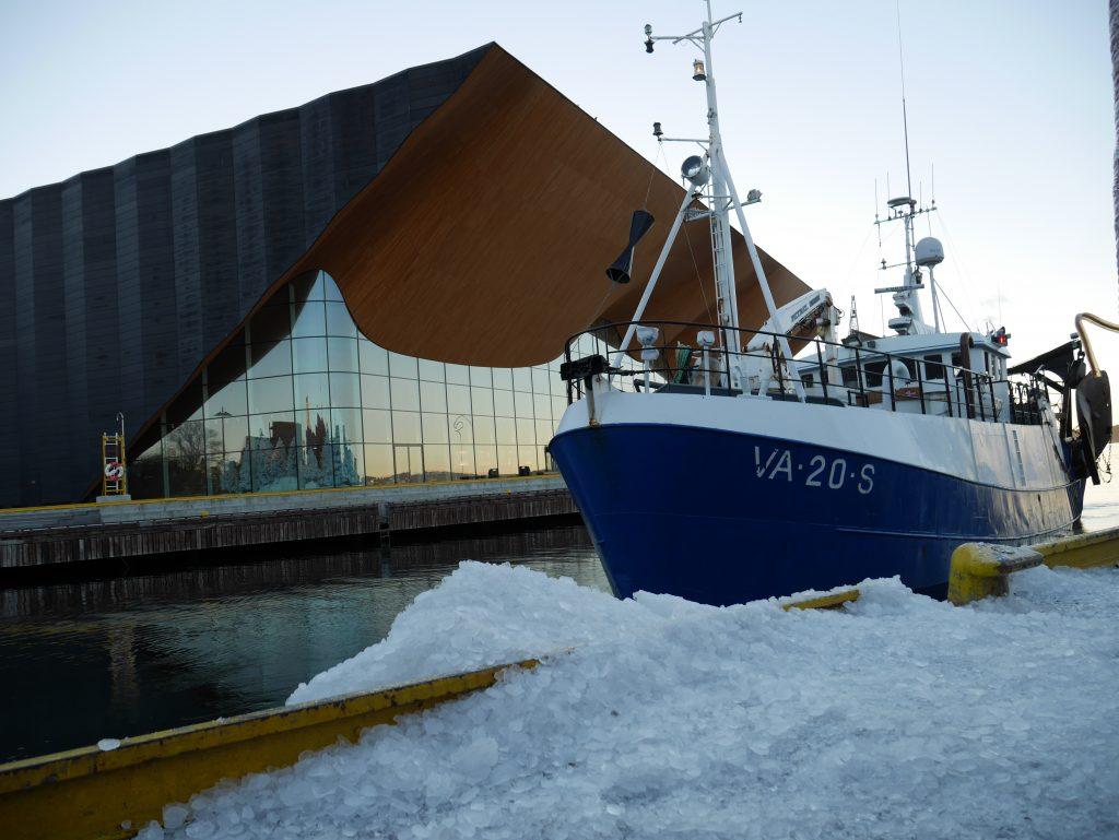 I Kilden teater- og konserthus vises Snødronningen. Foto: Elisabeth Høibo©Visit Sørlandet