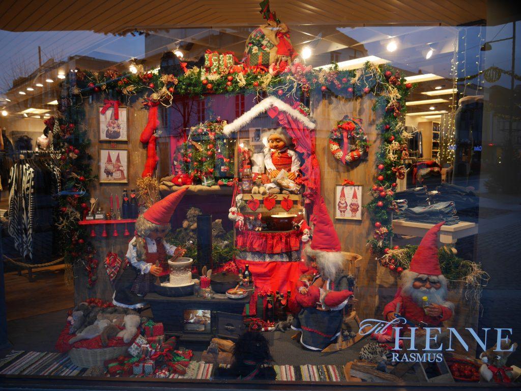 Ja, til shopping i julepynta butikker. Foto: E. Høibo©Visit Sørlandet