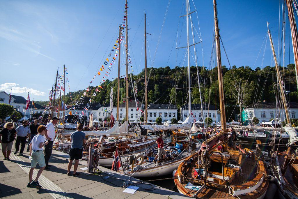 Risør Trebåtfestival - Foto Adam Read (c) Visit Sørlandet