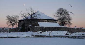 Vinter i Kristiansand