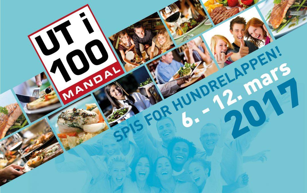 Ut i 100 Mandal 2017