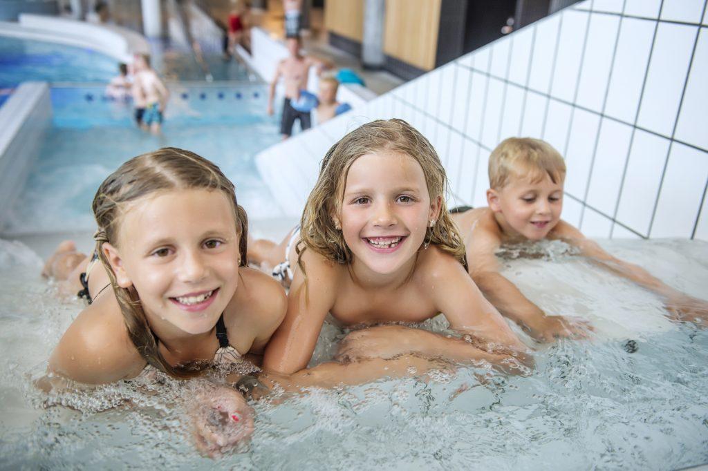Kristiansand 28 Juli 2014 Bilder fra Aquarama i Kristiansand hvor store og små koser seg i badeanlegget.