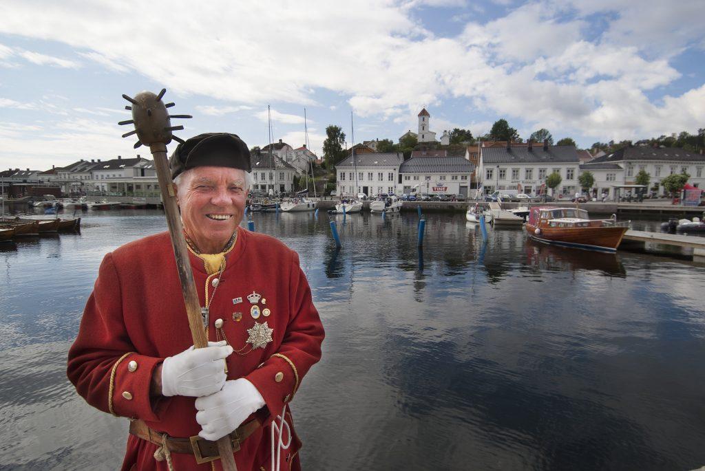 Møt en sindig Sørlending i Risør. Foto: Peder Austrud©Visit Sørlandet