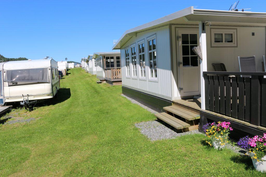 CAMPINGE 2017 red villa bilde Risør Resort IMG_7948