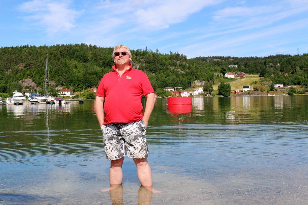 CAMPINGE 2017 red vasse 2 bilde Risør Resort IMG_7692