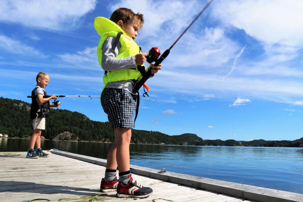 CAMPINGE 2017 red fiske 6 bilde Risør Resort IMG_7736