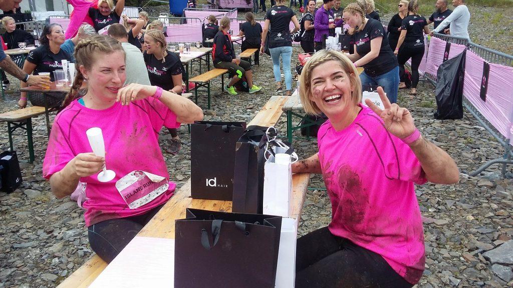 Dirty Girls Mud Run Kristiansand 2017