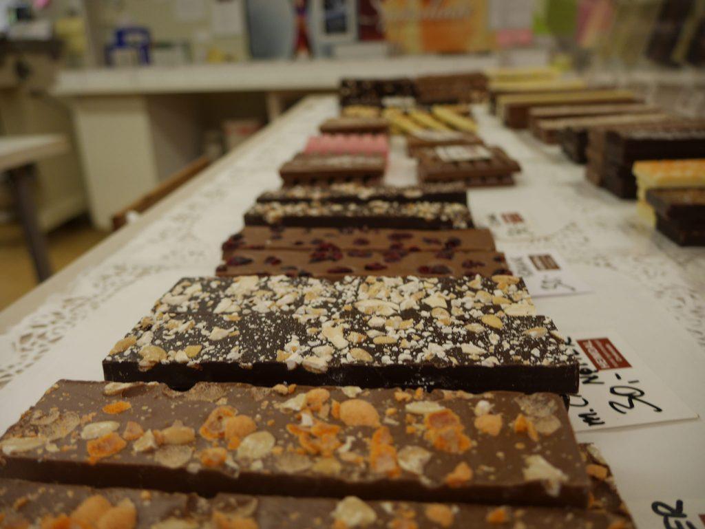Sugen på noe godt, gå innom Heimdal chokolade i Arendal. Foto: E.Høibo©Visit Sørlandet