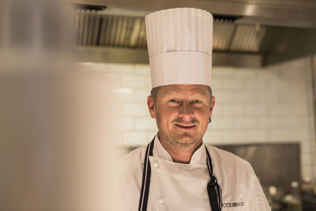 Kjøkkensjef Reino på Smak av Norge