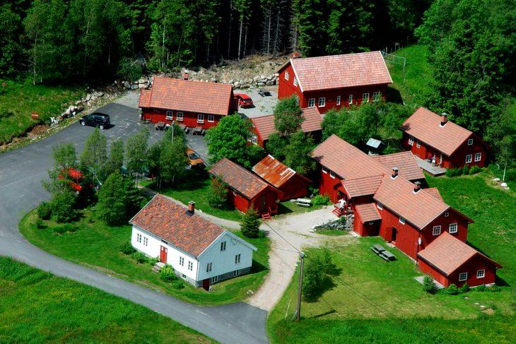 Heddan Farm in Southern Norway