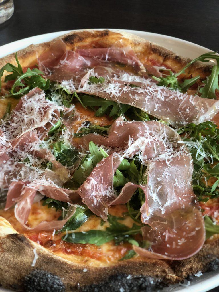 Pizza på Jonas B. Kristiansand