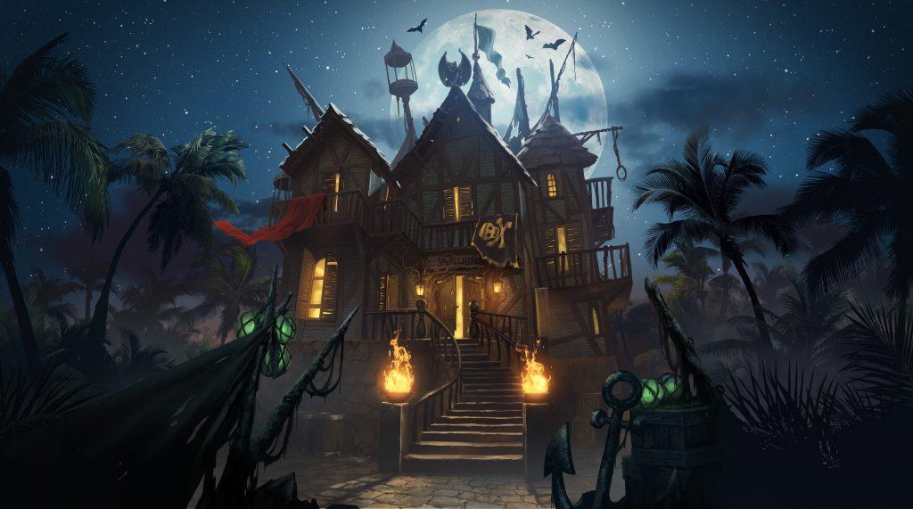 Spøkelseshuset i Dyreparken