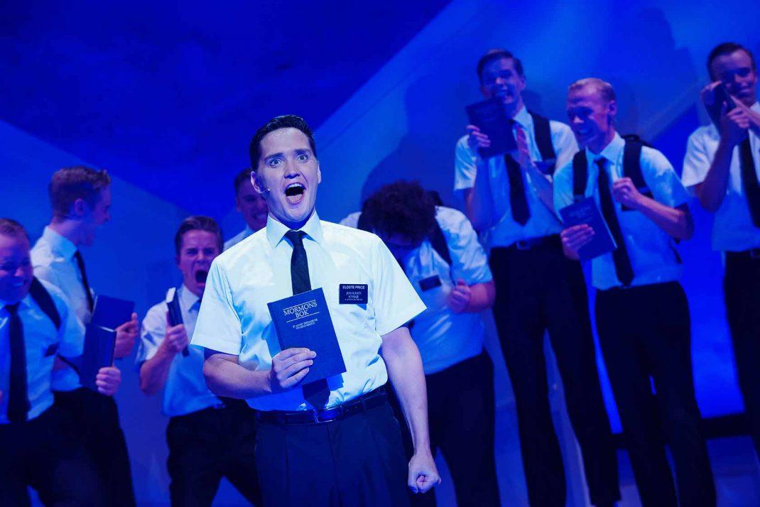 The Book of Mormon - Foto Fredrik Arff