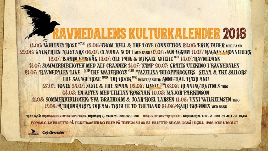Konserter-2018-Cafe-Generalen-Ravnedalen-Kristiansand