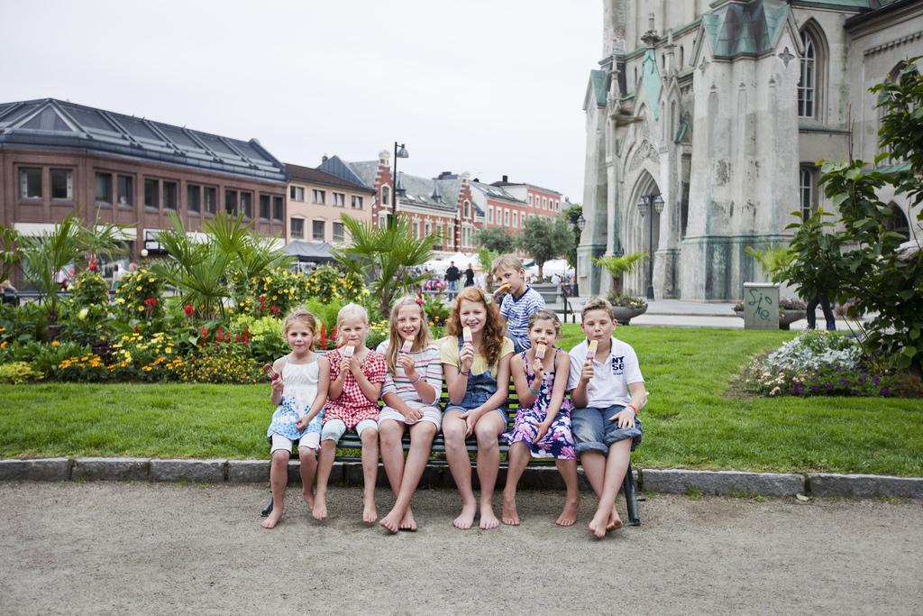 Besøk Barnas Bistro på Mat i sentrum. Foto: Hanne Feyling©Visit Sørlandet