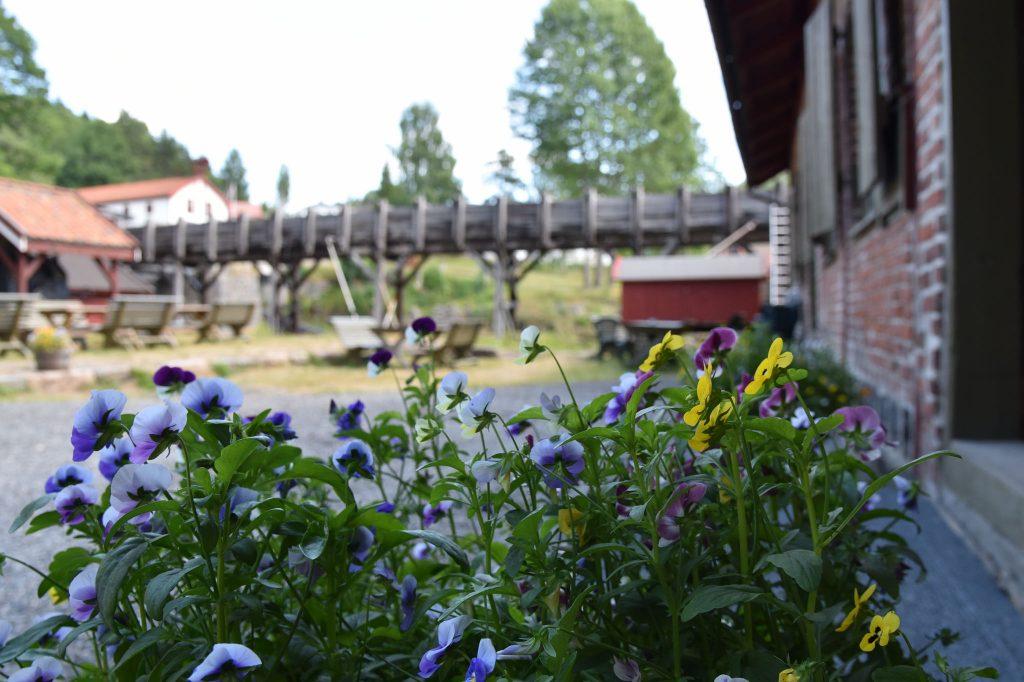 På jernverksmuseet kan publikum se hvordan jern og stål ble fremstilt i gamle dager. Foto: Elisabeth Høibo©Visit Sørlandet