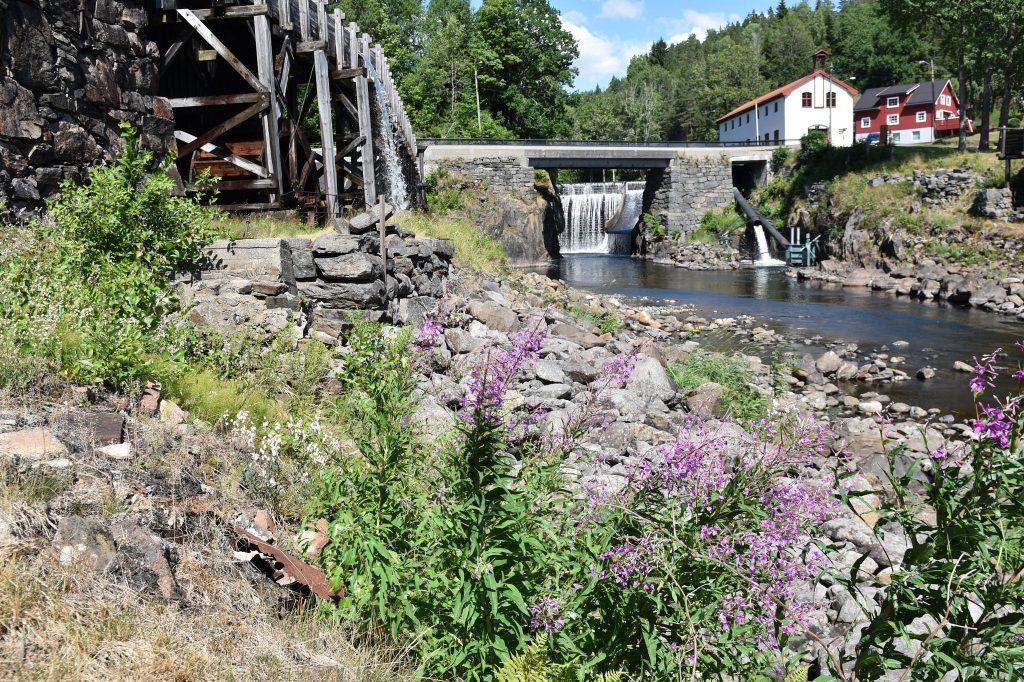 Næs jernverksmuseum. Foto: Elisabeth Høibo©Visit Sørlandet