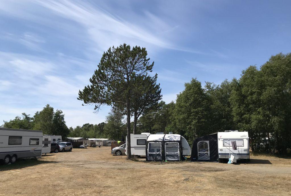 Lomsesanden Camping