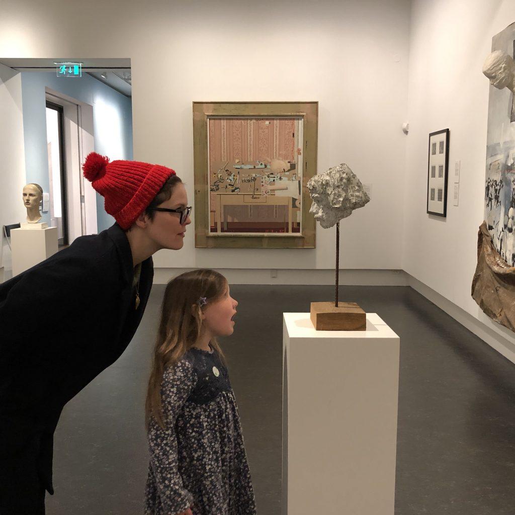 Gi bort et år med kunstopplevelser