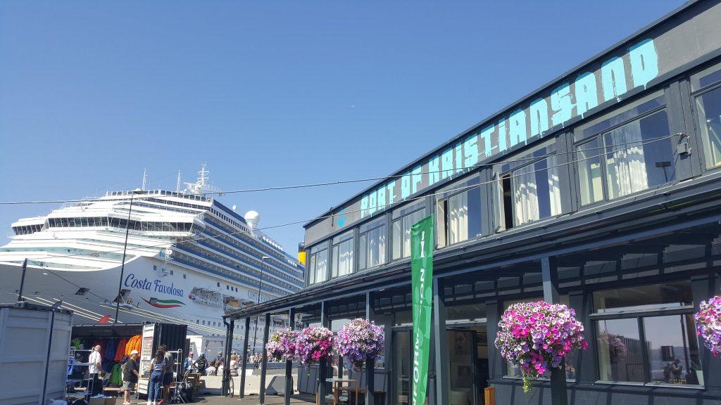 Besøk Pier 10 eller Cruisekaia Foto: Line Camilla Nygård©Visit Sørlandet
