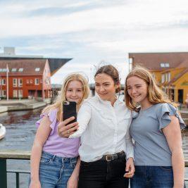 Turist i egen by Foto: Victoria Nevland©Visit Sørlandet