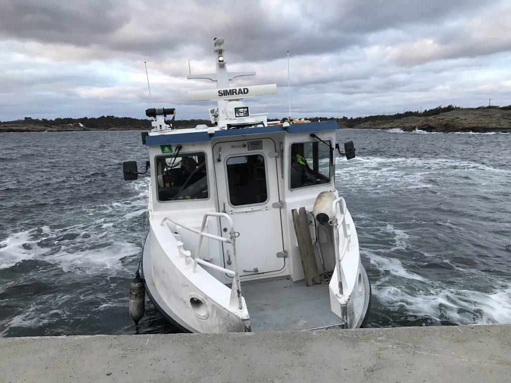 Ferge Sørlandets Maritime Lyngør