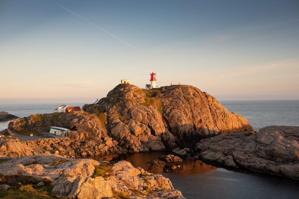 Lindesnes regionen er sertifisert bærekraftig reisemål. Foto Frame & Work.