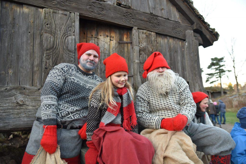 Julemarked Kristiansand museum Foto Elisabeth Høibo©Visit Sørlandet