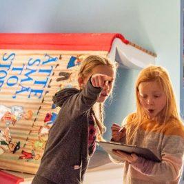 Bli med på skattejakt på Kuben museum i Arendal