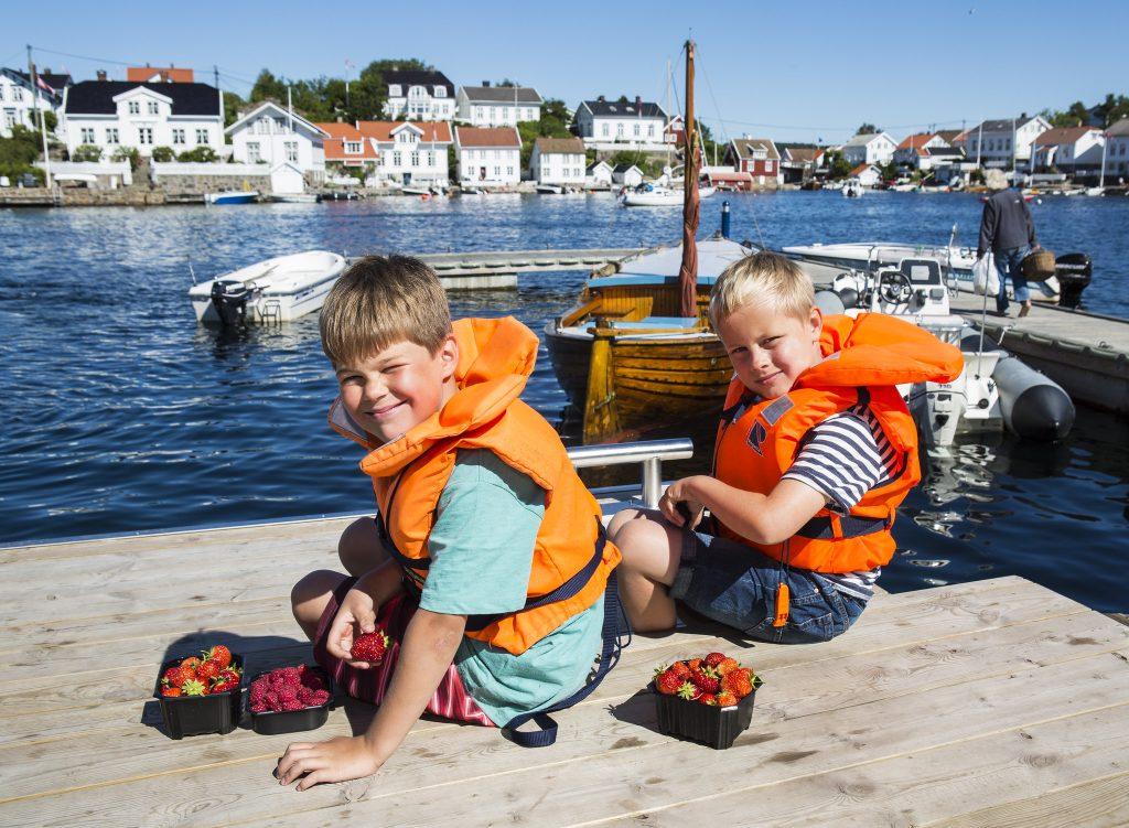 Lyngør. Foto: Adam Read©Visit Sørlandet