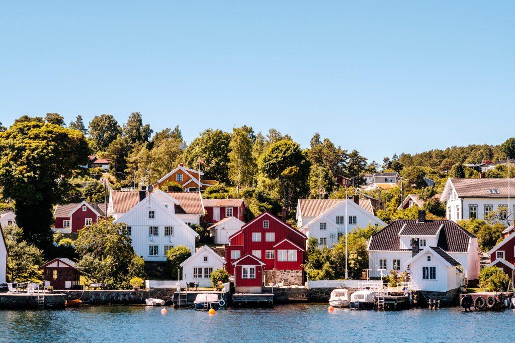 Sjarmerende Merdø Foto: Frame&Work
