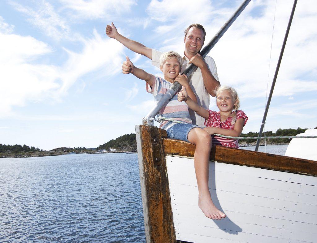 Bli kjent med Raet Nasjonalpark. Foto: Peder Austrud©Visit Sørlandet